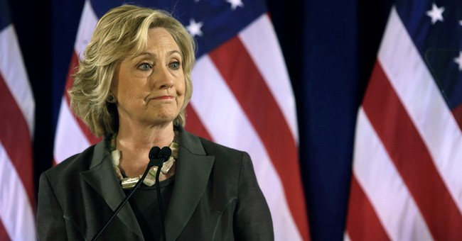Clinton says nation's companies need to think long-term