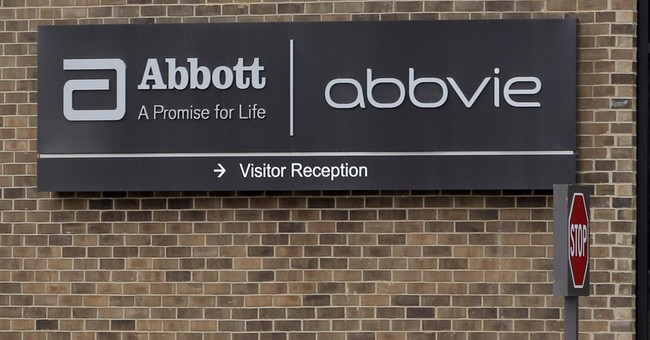 AbbVie beats 2Q profit forecasts, but sales fall short