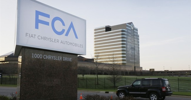 Fiat Chrysler recalls 1.4M vehicles to prevent hacking
