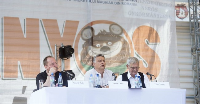 Hungary's Orban says illegal immigration threatens Europe