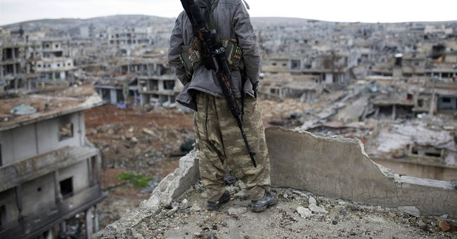 Q&A: Kurds fight Islamic State and endure attacks