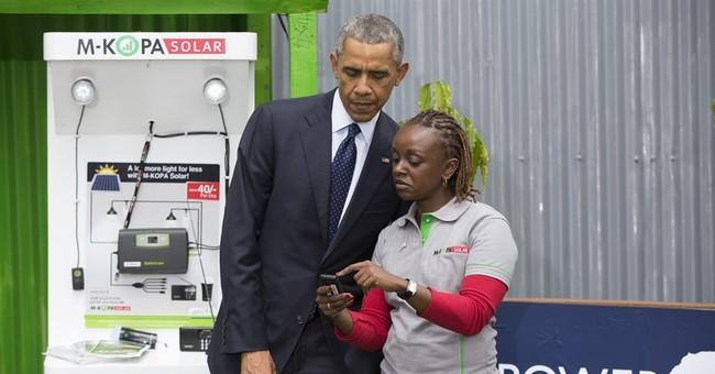 White House Notebook: Obama faces 'family politics' in Kenya