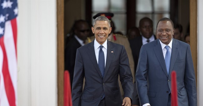 In Kenya, Obama blends blunt messages with warm reflections