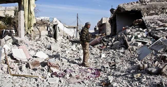 Q&A: Kurds fight Islamic State and endure Turkish attacks