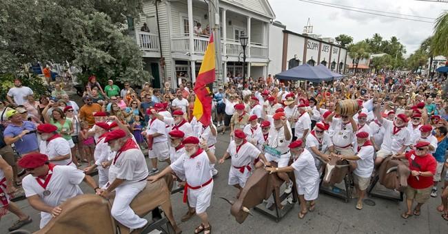 Annual Key West festival celebrates Ernest Hemingway