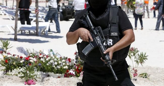 Tunisia overwhelmingly passes anti-terror law