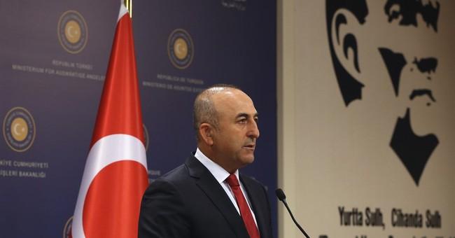 Turkey couples IS bombing runs with striking Kurdish targets