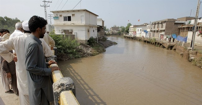 Police say rain, floods kill another 24 in northern Pakistan