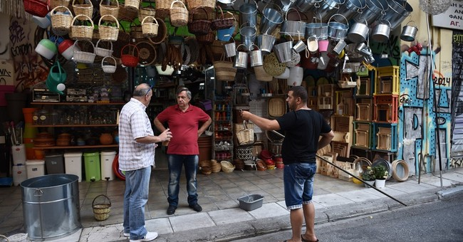 Minister: Greek bailout talks format still being negotiated