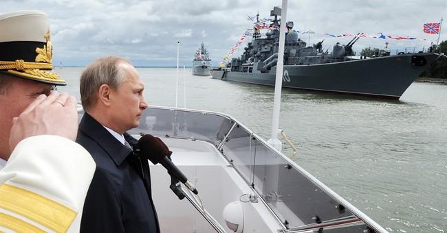 Putin OKs maritime code calling for strong Atlantic presence