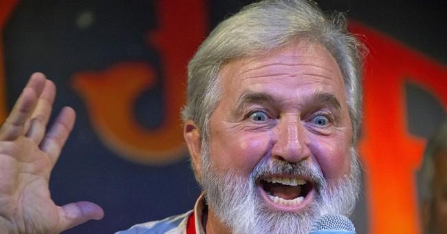 Florida man wins Hemingway look-alike contest in Key West