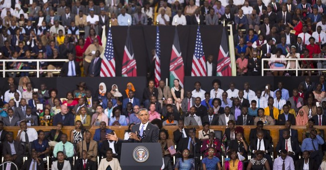 White House Notebook: Obama dreams of a quieter Africa trip