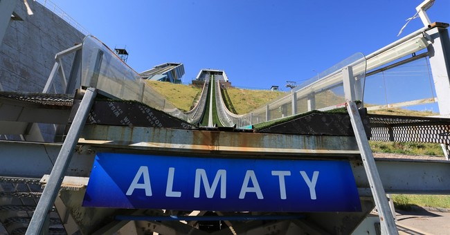 Beijing faces Almaty in IOC vote for 2022 Winter Olympics