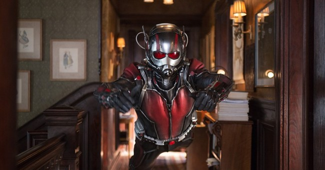 Box Office Top 20: 'Ant-Man' beats 'Pixels' by a tentacle