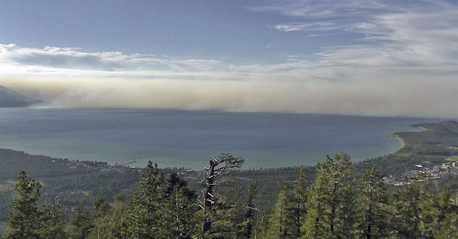 Wildfire watching: Rangers in towers are out, cameras are in
