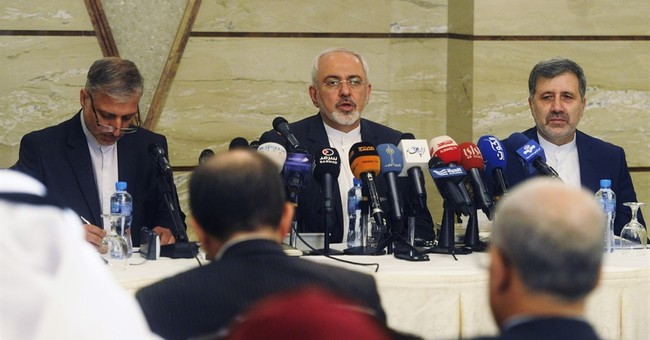 Iran's top diplomat tours Arab states following nuclear deal