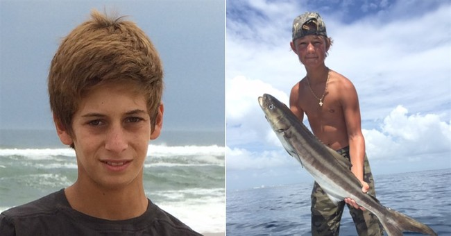 Missing teens' boat found capsized off Florida coast