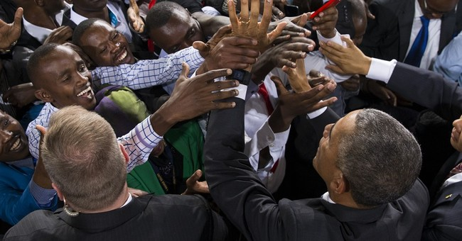 Obama: Kenya at 'crossroads' between peril and promise