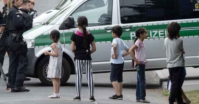Blast damages pro-immigrant German councilor's car