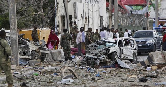 Somalia hotel truck bomb toll rises to 15