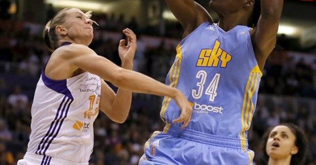 Sky trade Sylvia Fowles to Lynx as part of 3-team deal