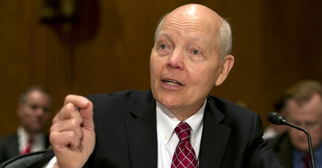 GOP House chairman calls on Obama to remove IRS commissioner