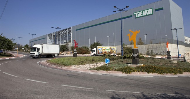 Israel's Teva buys Allergan generic drug company for $40.5B