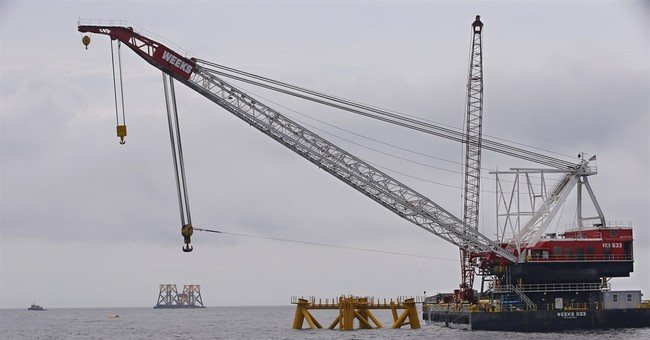 Officials hope 1st US offshore wind farm will boost industry