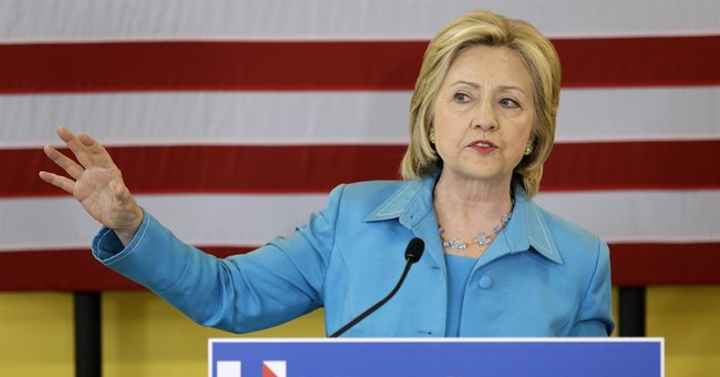 Clinton aims high in green energy plan