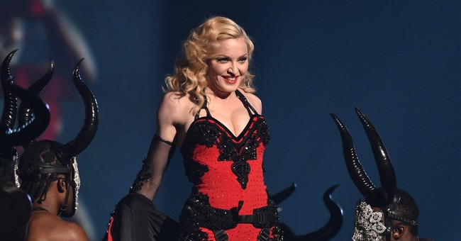 Madonna: It's just the beginning for streaming service Tidal