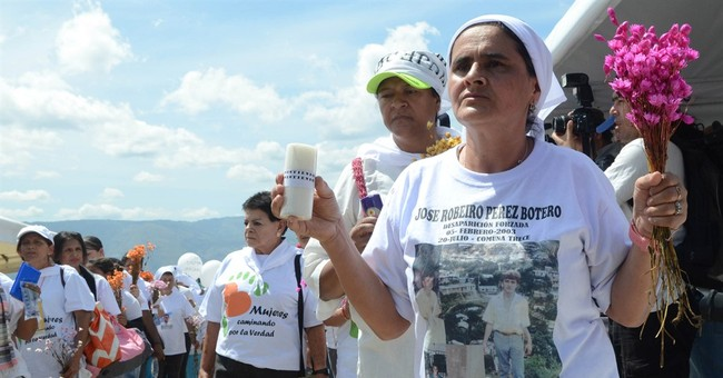 Colombia unearths landfill looking for scores of disappeared