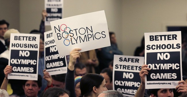 '10 people on Twitter' exult in demise of Boston Olympics