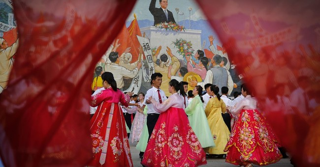 Image of Asia: A dance on Korean War anniversary