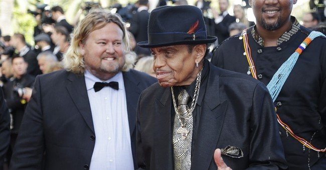 Patriarch of musical Jackson family hospitalized in Brazil
