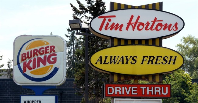 Burger King's sales get another boost from Chicken Fries