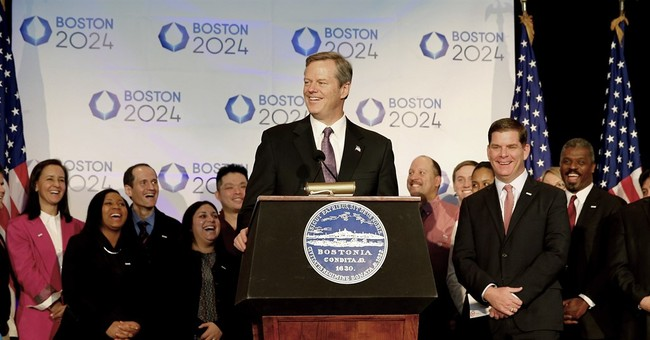 IOC urges US to come up with another bid city for 2024 Games