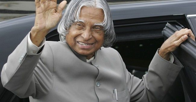 Ex-president known as father of Indian missile program dies