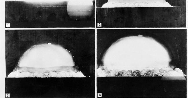Correction: The Bomb story