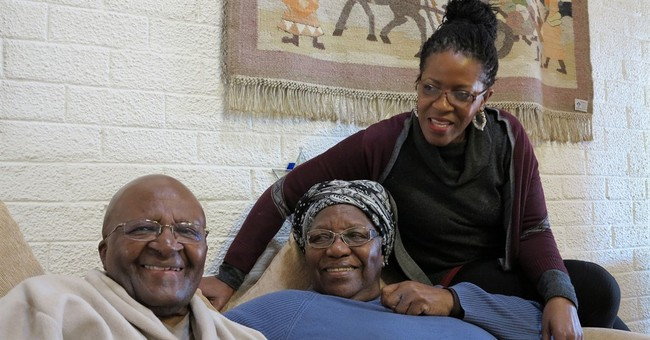 Desmond Tutu returns for treatment in South African hospital