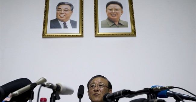 North Korea official says not interested in Iran-style deal