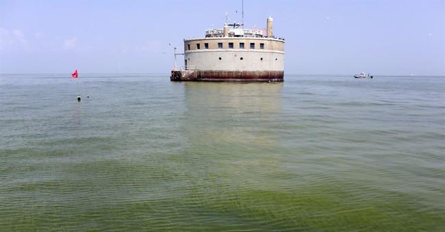 Correction: Lake Erie Algae story