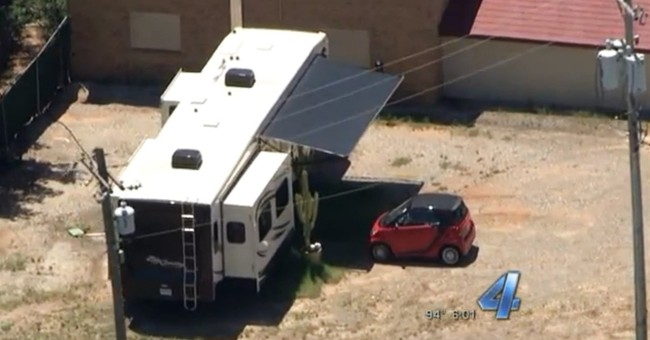 Fallin: Daughter's trailer at governor's mansion must go
