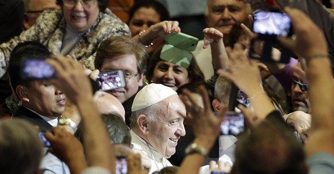 Capitol Hill Buzz: Seating will be limited for papal address