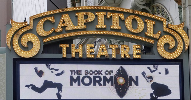 'The Book of Mormon' gets rousing reception in Utah