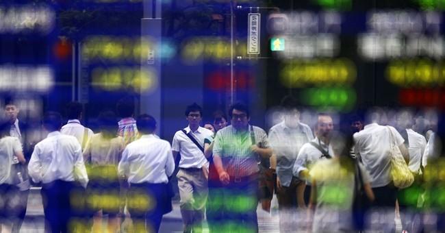 China stocks volatile after big fall, Hong Kong rises