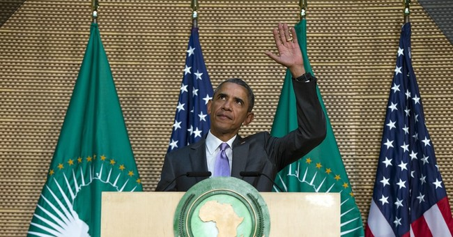 Obama delivers frank words about Africa's problems