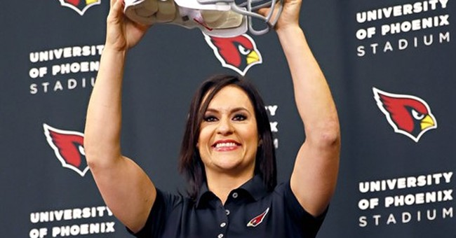 'Dr. Jen' embraces breakthrough role with Arizona Cardinals