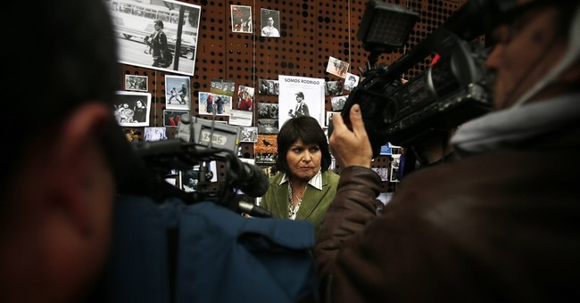 Chile dictatorship burning victim says justice being served