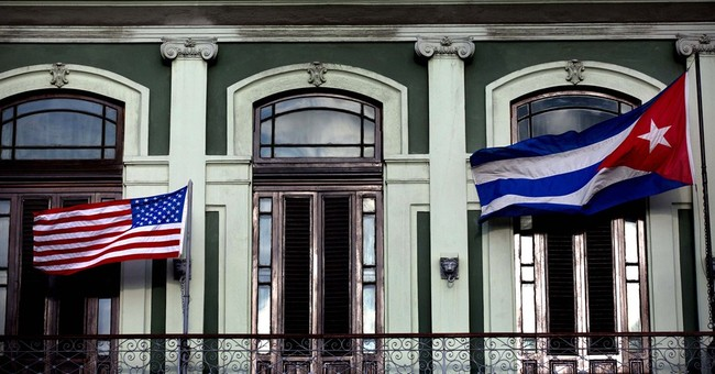 US, Cuba spar over migration policy at historic Havana talks