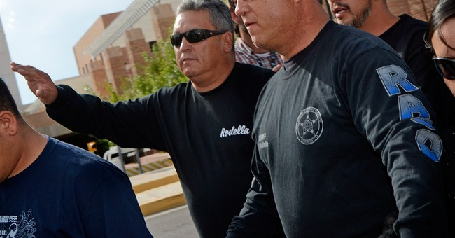 Ex-New Mexico lawman gets 10 years in bizarre road rage case